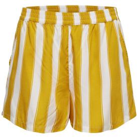 Damen Only Shorts gestreift