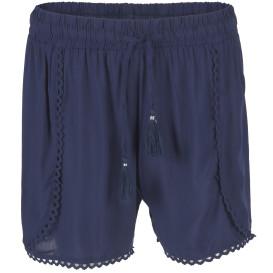 Damen Shorts mit Bordüre