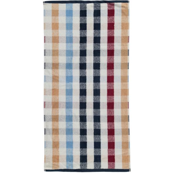Handtuch mit Karomuster, 50x100cm