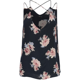Damen Only Top mit floralem Print