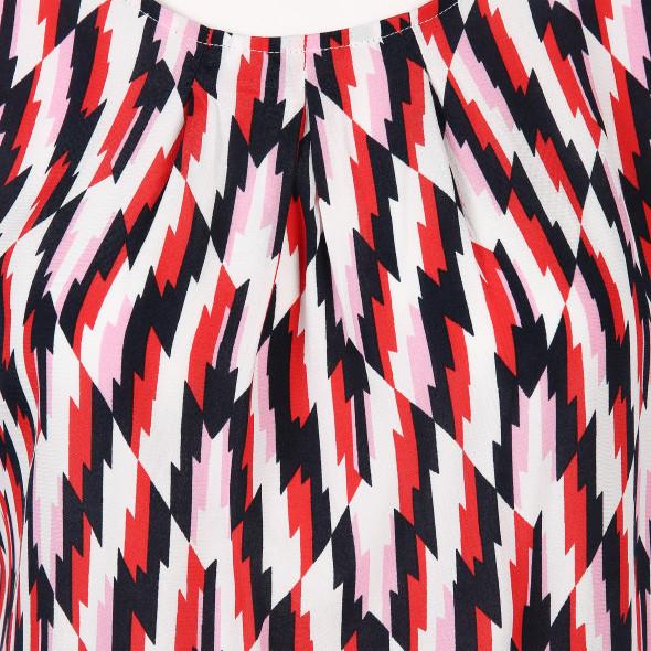 Vero Moda VMMERLA S/S WIDE TOP Shirt