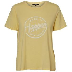 Damen Vero Moda Shirt mit Frontprint