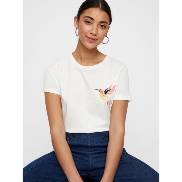 Vero Moda VMBIRD FRANCIS T-SHIRT Shirt