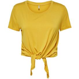 Damen Only Shirt gebunden