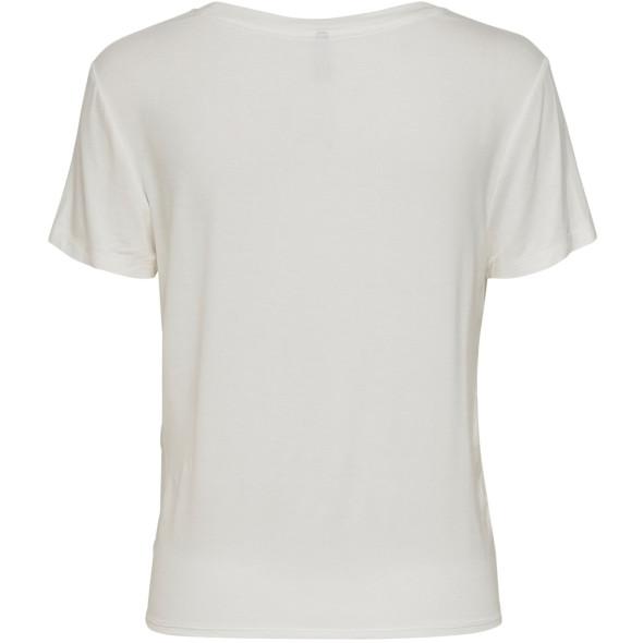 Only ONLARLI S/S KNOT TOP Shirt