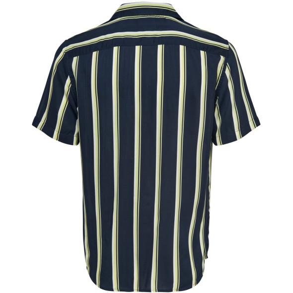 Only&Sons ONSWAYNE  SS NEW STRI Hemd mit Streifen