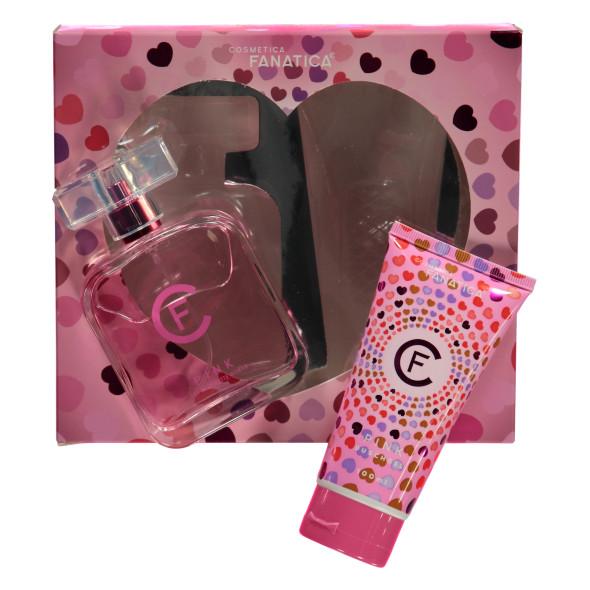 Geschenkbox mit Parfüm und Duschgel 2-tlg.