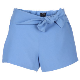 Damen Hot Pants mit Bindeband