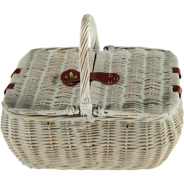 Picknick Korb für 2 Personen