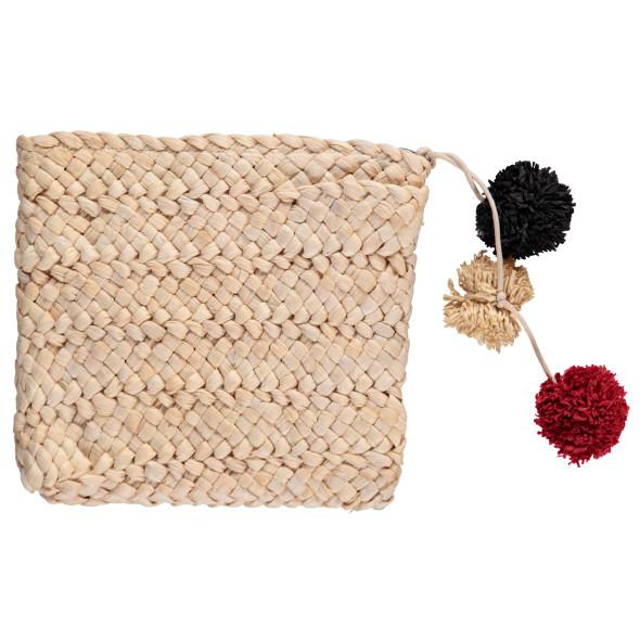 Damen Täschchen aus Bast