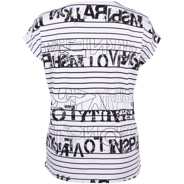 Große Größen Shirt mit Print