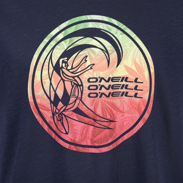 Herren Sport Shirt mit Logo Print