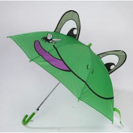 Kinder Regenschirm mit 3D Motiv