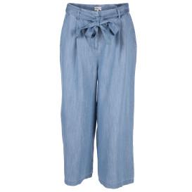 Damen Culotte in Jeansoptik
