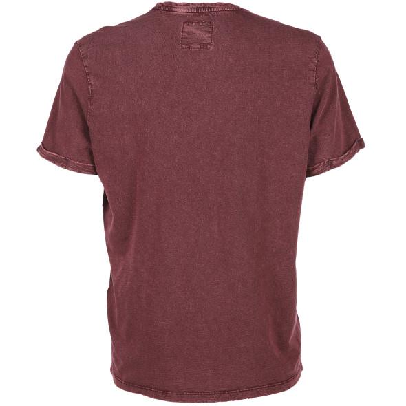 Herren Shirt im Used Look mit Brusttasche