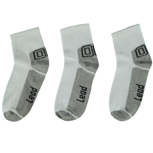 Teenager Tennis Socken 3er Pack