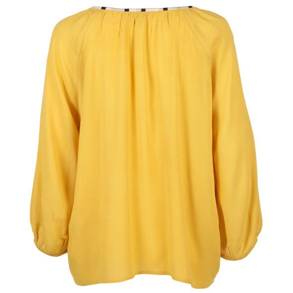Damen Bluse in zeitlosem Kreppmaterial