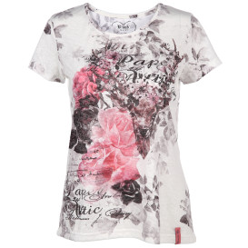 Damen Trachtenshirt mit tollem Print