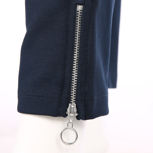 Damen Leggings mit Reißverschluss