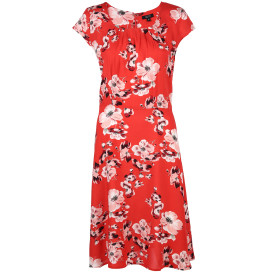 Damen Kleid im floralen Look