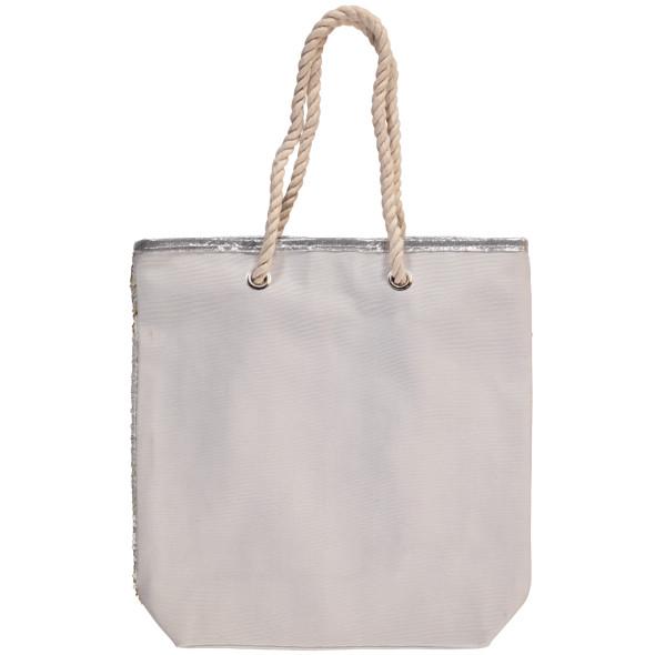 Damen Tasche mit Wendepailletten