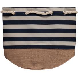 Strandtasche mit Rucksackfunktion