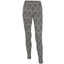 Damen Legging im Glenscheck Muster