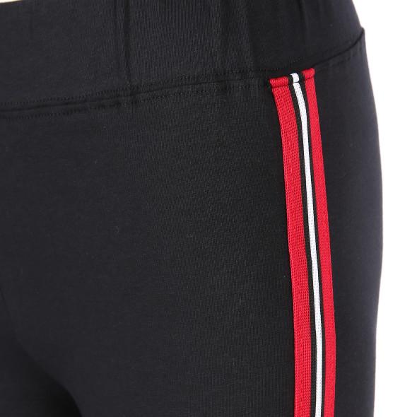 Damen Haily's Hose mit Streifen