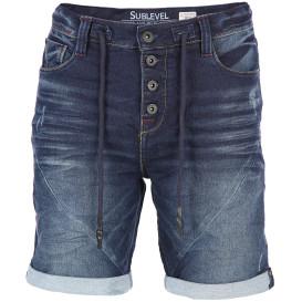 Herren Jeans Bermuda