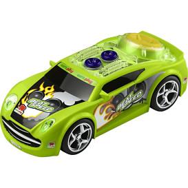 Spielzeugauto mit Motorgeräusch