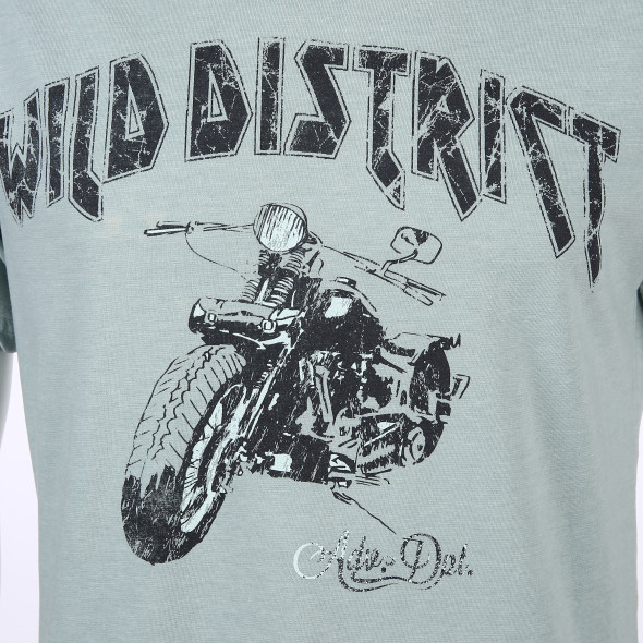 Herren T-Shirt  mit coolem Print
