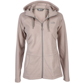 Damen North Face Fleecejacke MEZZALUNA