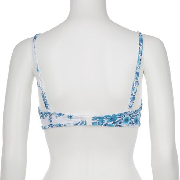 Damen Seafolly Bikinioberteil mit floralem Print
