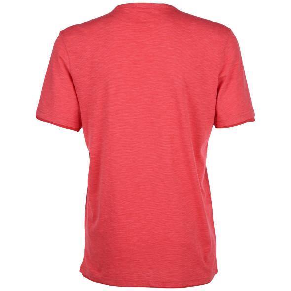 Herren T-Shirt in melierter Optik