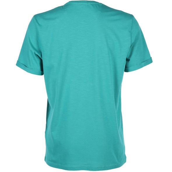 Herren T-Shirt mit Brusttaschenprint