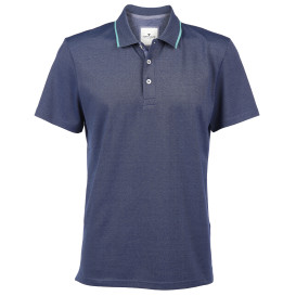Herren Poloshirt mit kurzen Ärmeln