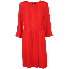 Damen Kleid mit 3/4 Arm