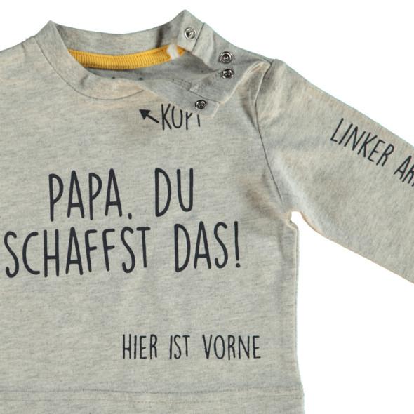 Baby Jungen Zweiteiler mit Schriftprint