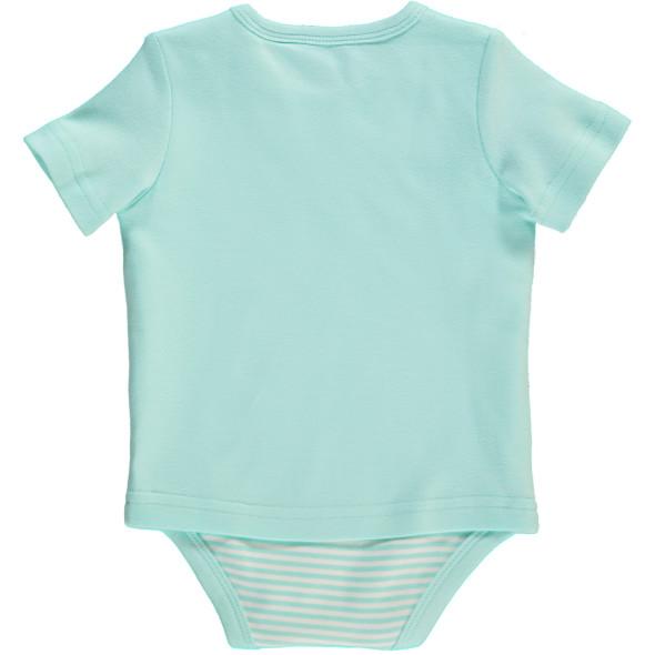 Baby Body Shirt mit kurzem Arm