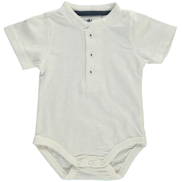 Baby Halbarm Body
