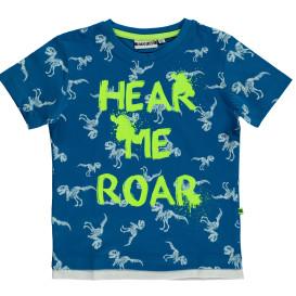 Jungen T-Shirt mit Dinosauriern