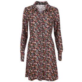 Damen Kleid im floralen Print