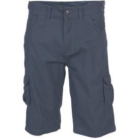 Herren Cargo Shorts im Minimaprint