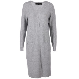 Vero Moda VMDOFFY LS LONG OPEN Longcardigan