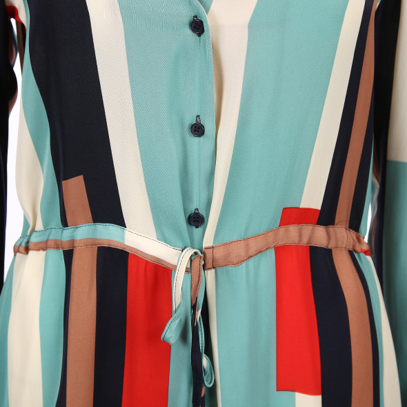 Damen Vero Moda Kleid mit Muster