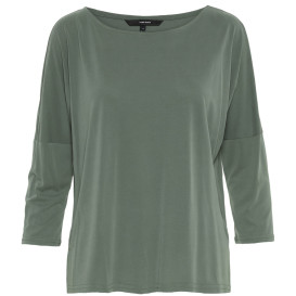 Vero Moda VMCALLI 3/4 MIDI TOP Shirt