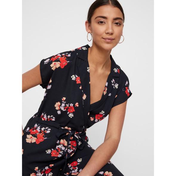 Damen Vero Moda Jumpsuit mit Allover Print