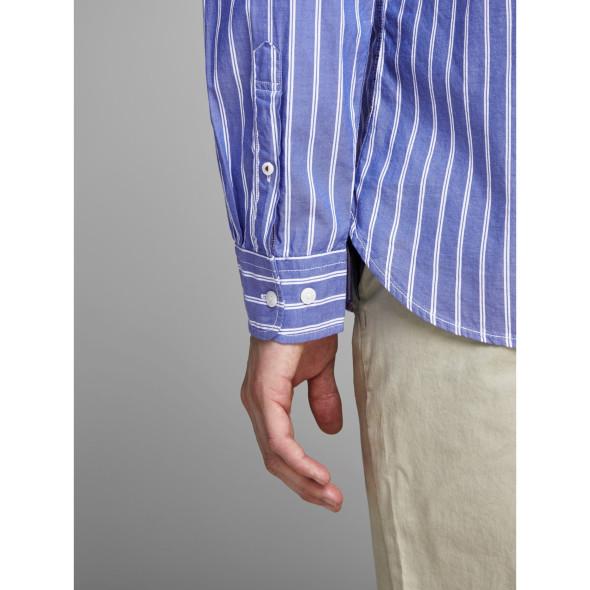 Herren Jack&Jones Friezeithemd mit langem Arm