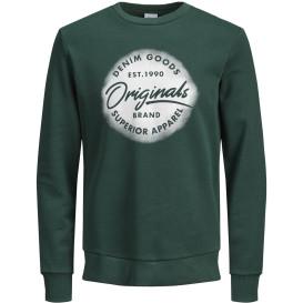 Jack&Jones JORSPRAYED SWEAT CREW Sweatshirt