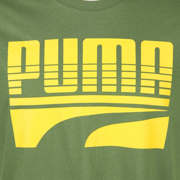 Herren Sport Shirt mit großem Logo